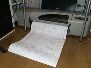 A1サイズの図面